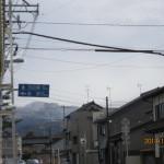 2014.12.3 曇りの剱岳